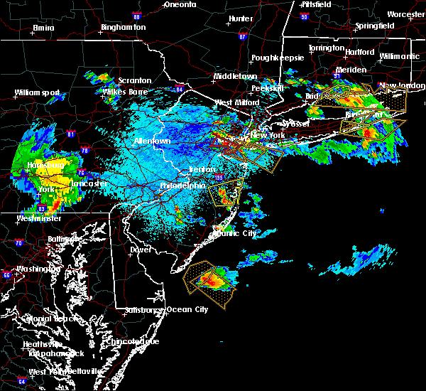 Radar Image for Severe Thunderstorms near Silver Ridge, NJ at 5/28/2019 10:05 PM EDT