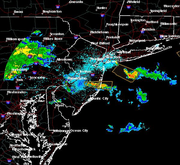 Radar Image for Severe Thunderstorms near Silver Ridge, NJ at 5/28/2019 11:38 PM EDT