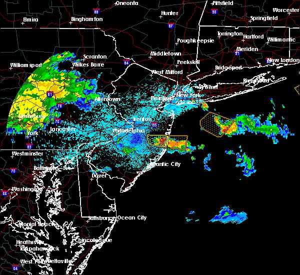 Radar Image for Severe Thunderstorms near Silver Ridge, NJ at 5/28/2019 11:51 PM EDT