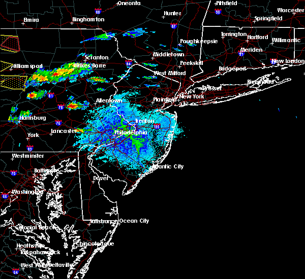 Radar Image for Severe Thunderstorms near Fullerton, PA at 5/29/2019 2:33 PM EDT