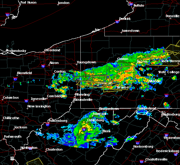 Radar Image for Severe Thunderstorms near Lafferty, OH at 5/29/2019 2:34 PM EDT