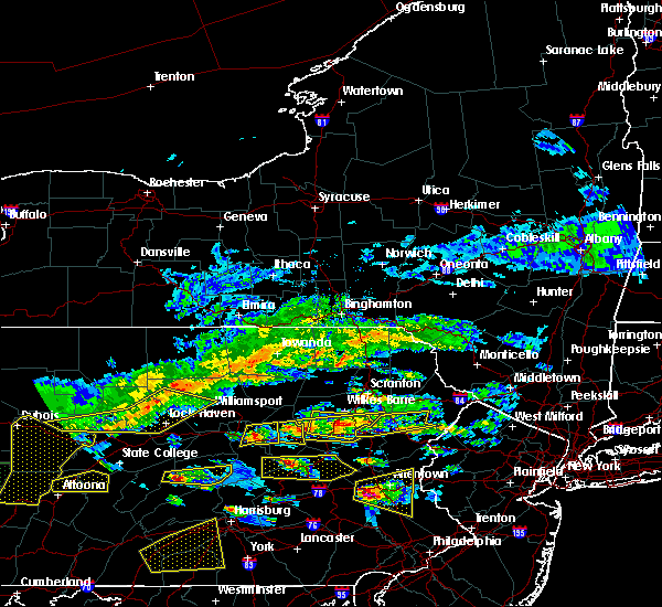 Radar Image for Severe Thunderstorms near East Side, PA at 5/29/2019 3:03 PM EDT