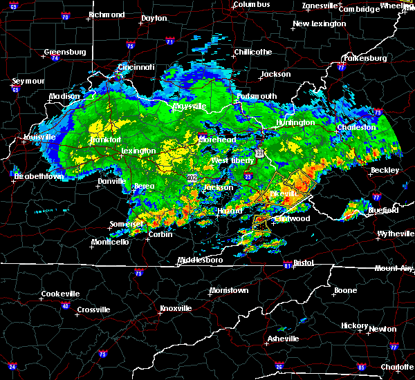 Radar Image for Severe Thunderstorms near Jenkins, KY at 5/29/2019 3:13 PM EDT