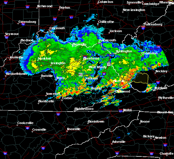 Radar Image for Severe Thunderstorms near Jenkins, KY at 5/29/2019 3:18 PM EDT