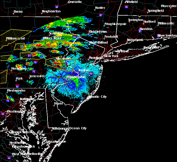 Radar Image for Severe Thunderstorms near Milford Square, PA at 5/29/2019 3:20 PM EDT