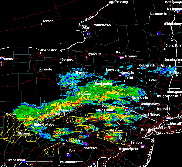 Radar Image for Severe Thunderstorms near East Side, PA at 5/29/2019 3:24 PM EDT