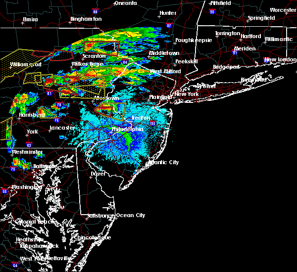 Radar Image for Severe Thunderstorms near Milford Square, PA at 5/29/2019 3:36 PM EDT