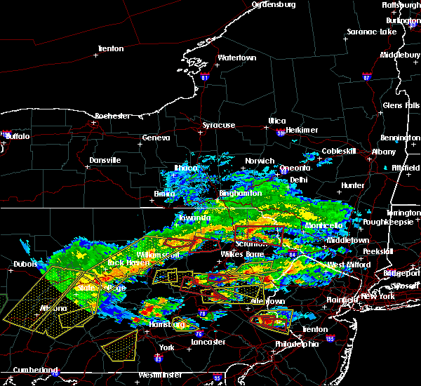 Radar Image for Severe Thunderstorms near East Side, PA at 5/29/2019 3:41 PM EDT