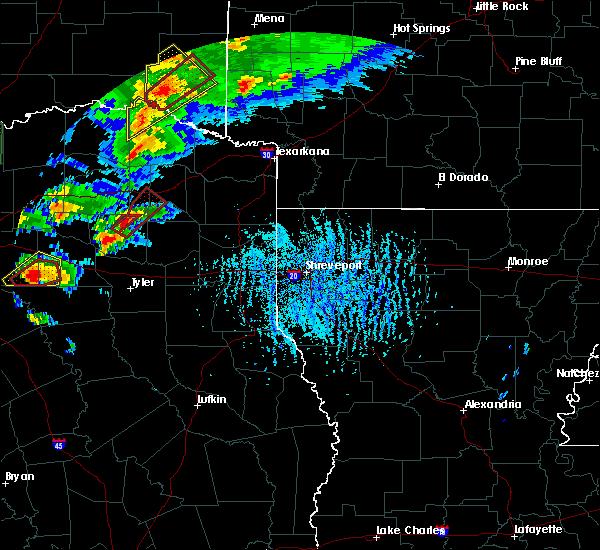 Radar Image for Severe Thunderstorms near Winnsboro, TX at 5/29/2019 4:37 PM CDT