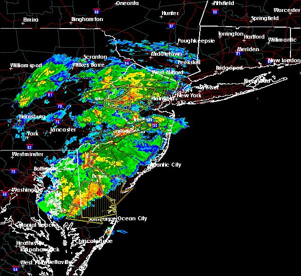 Radar Image for Severe Thunderstorms near Califon, NJ at 5/30/2019 5:23 PM EDT