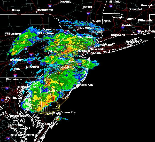 Radar Image for Severe Thunderstorms near Flemington, NJ at 5/30/2019 5:27 PM EDT