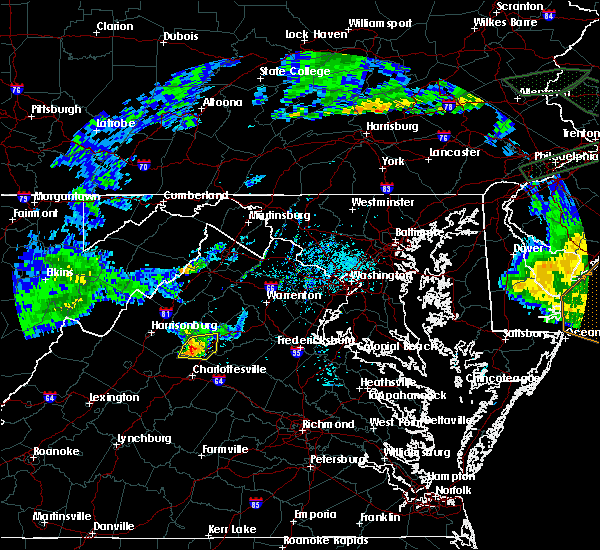 Radar Image for Severe Thunderstorms near Twin Lakes, VA at 5/30/2019 6:19 PM EDT
