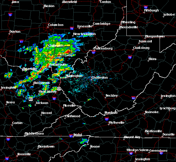 Radar Image for Severe Thunderstorms near Albany, OH at 5/31/2019 11:17 AM EDT