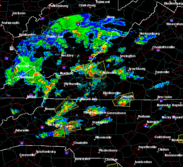 Radar Image for Severe Thunderstorms near Mooresville, NC at 5/31/2019 4:20 PM EDT