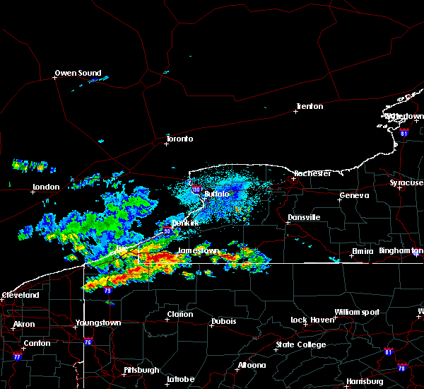 Radar Image for Severe Thunderstorms near Panama, NY at 6/1/2019 3:21 PM EDT