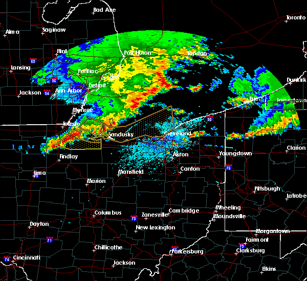 Radar Image for Severe Thunderstorms near South Russell, OH at 6/1/2019 4:17 PM EDT