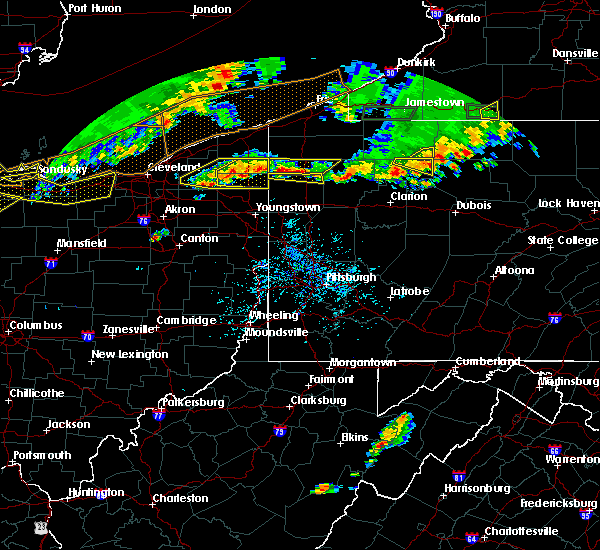Radar Image for Severe Thunderstorms near Cortland, OH at 6/1/2019 4:57 PM EDT