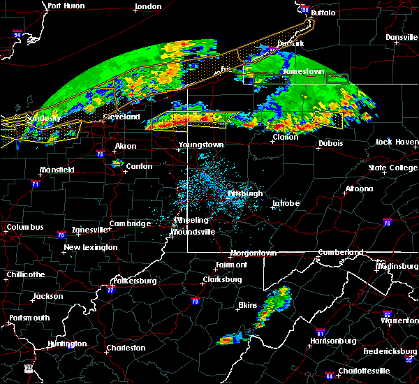 Radar Image for Severe Thunderstorms near Cortland, OH at 6/1/2019 5:17 PM EDT