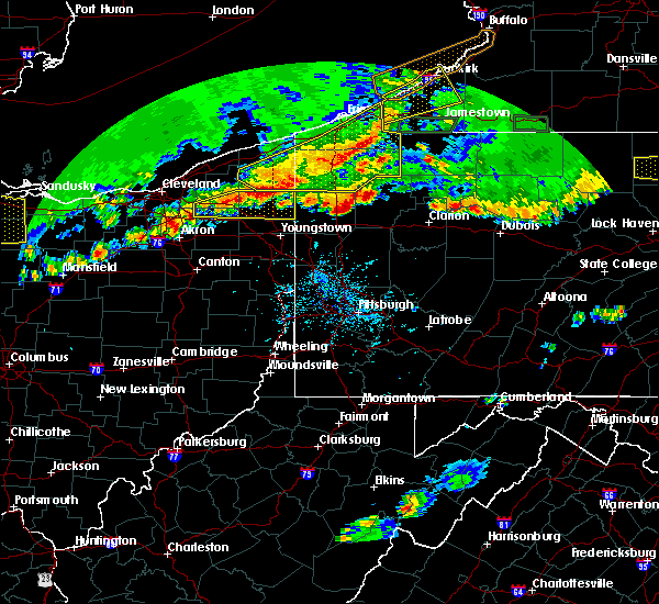 Radar Image for Severe Thunderstorms near Jefferson, OH at 6/1/2019 6:06 PM EDT