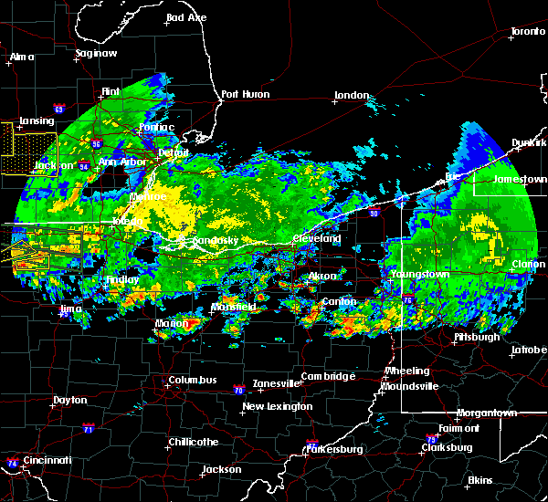 Radar Image for Severe Thunderstorms near Lucas, OH at 6/1/2019 9:04 PM EDT