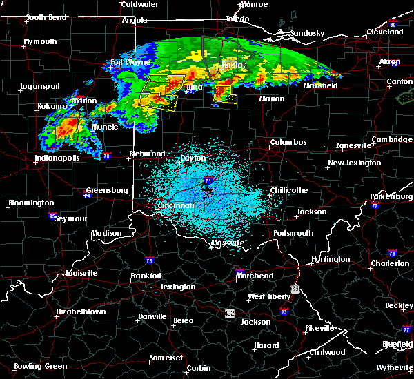 Radar Image for Severe Thunderstorms near Kenton, OH at 6/1/2019 11:58 PM EDT