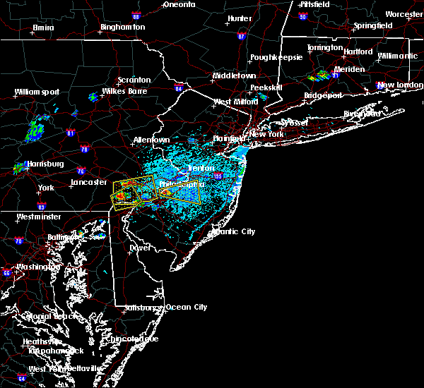 Radar Image for Severe Thunderstorms near Burlington, NJ at 6/2/2019 3:24 PM EDT