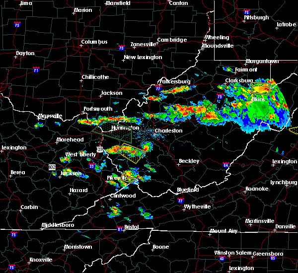 Radar Image for Severe Thunderstorms near Red Jacket, WV at 6/2/2019 3:48 PM EDT