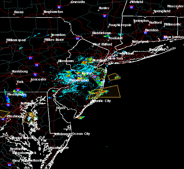 Radar Image for Severe Thunderstorms near Englishtown, NJ at 6/2/2019 4:49 PM EDT