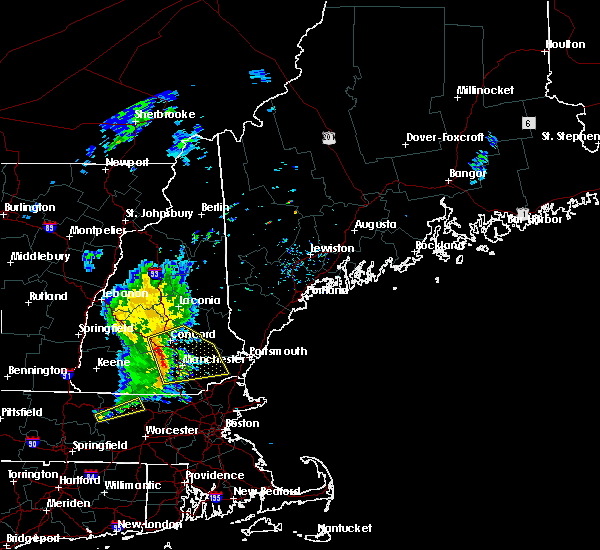 Radar Image for Severe Thunderstorms near Raymond, NH at 6/2/2019 4:55 PM EDT