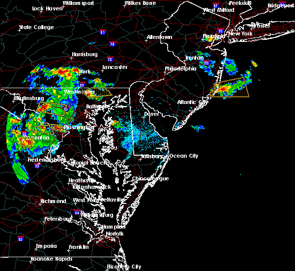 Radar Image for Severe Thunderstorms near Bel Air North, MD at 6/2/2019 5:21 PM EDT