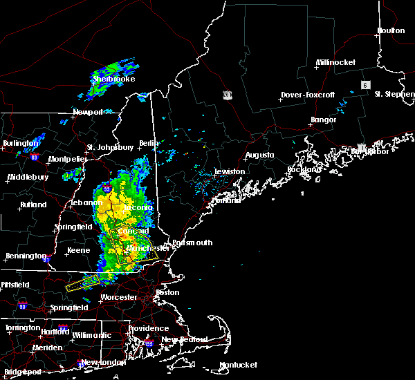 Radar Image for Severe Thunderstorms near Raymond, NH at 6/2/2019 5:21 PM EDT