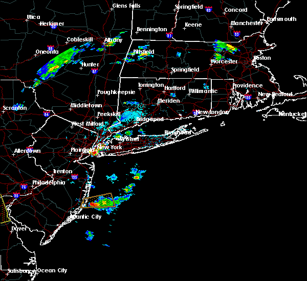 Radar Image for Severe Thunderstorms near Inwood, NY at 6/2/2019 5:53 PM EDT