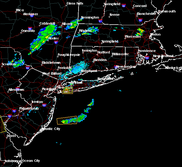 Radar Image for Severe Thunderstorms near Inwood, NY at 6/2/2019 6:21 PM EDT