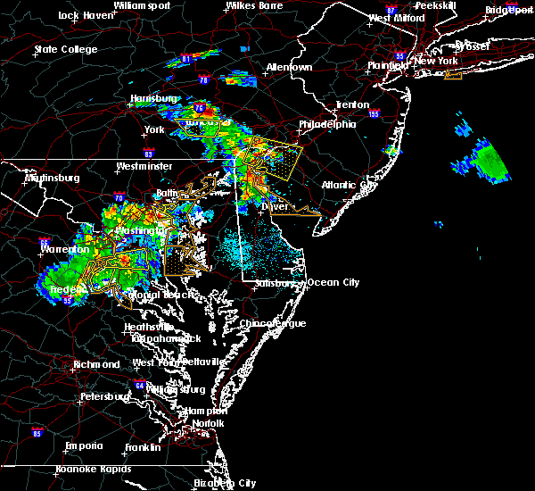 Radar Image for Severe Thunderstorms near Oak Valley, NJ at 6/2/2019 6:46 PM EDT