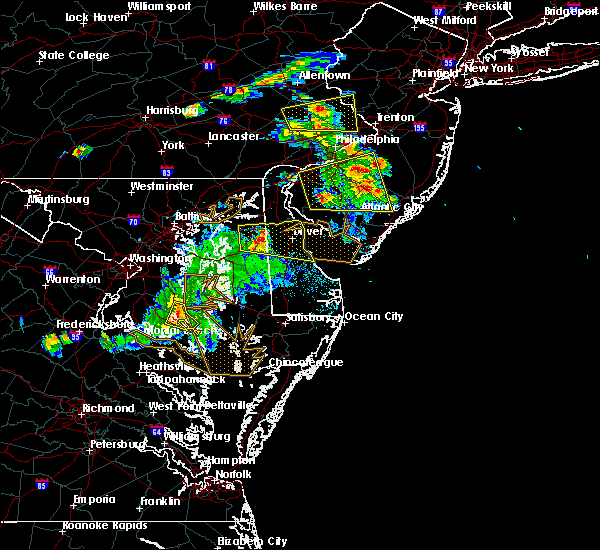 Radar Image for Severe Thunderstorms near St. Leonard, MD at 6/2/2019 7:49 PM EDT