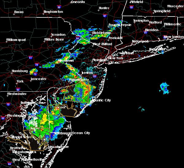 Radar Image for Severe Thunderstorms near Silver Ridge, NJ at 6/2/2019 8:16 PM EDT