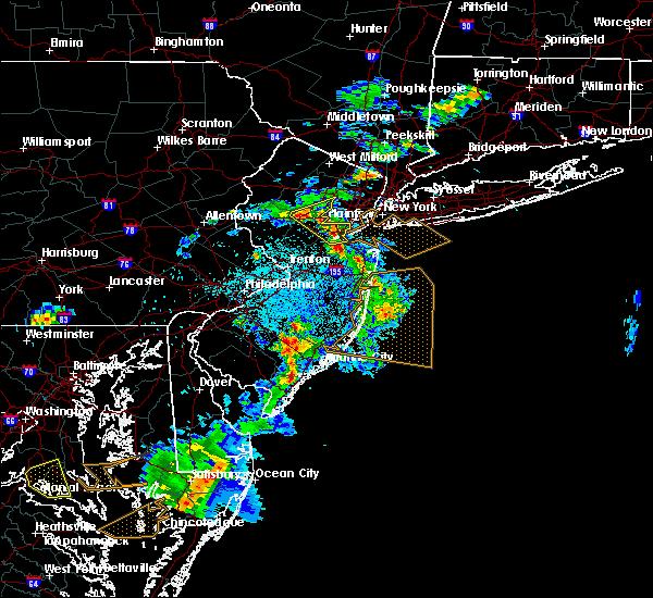 Radar Image for Severe Thunderstorms near Roselle Park, NJ at 6/2/2019 9:13 PM EDT