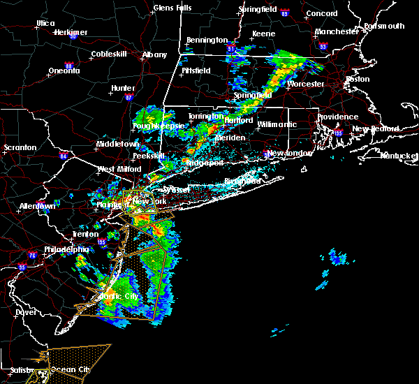 Radar Image for Severe Thunderstorms near Great Neck Estates, NY at 6/2/2019 9:59 PM EDT