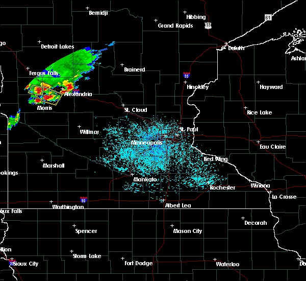 Radar Image for Severe Thunderstorms near Farwell, MN at 6/4/2019 12:04 PM CDT