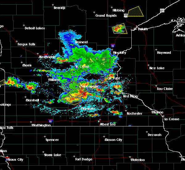 Radar Image for Severe Thunderstorms near Waconia, MN at 6/4/2019 4:16 PM CDT