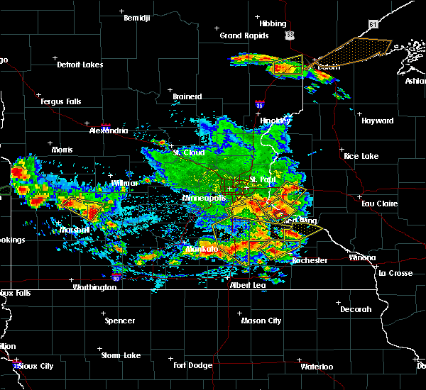 Radar Image for Severe Thunderstorms near Red Wing, MN at 6/4/2019 5:21 PM CDT