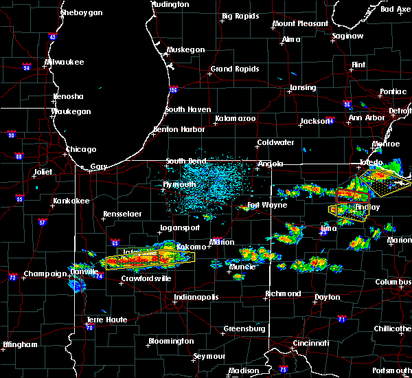 Radar Image for Severe Thunderstorms near Leipsic, OH at 6/5/2019 2:57 PM EDT