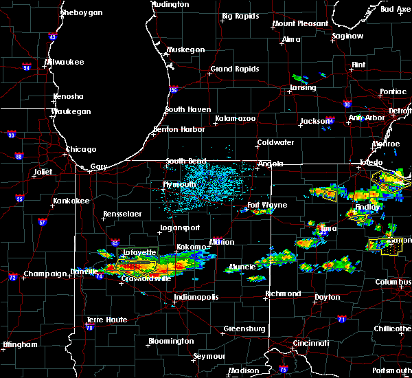 Radar Image for Severe Thunderstorms near Malinta, OH at 6/5/2019 3:28 PM EDT