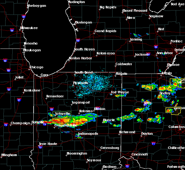 Radar Image for Severe Thunderstorms near Malinta, OH at 6/5/2019 3:38 PM EDT