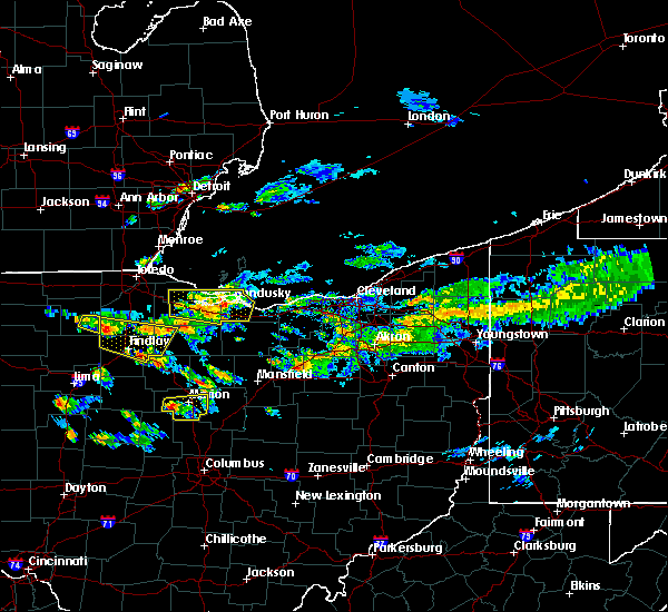 Radar Image for Severe Thunderstorms near Attica, OH at 6/5/2019 3:52 PM EDT