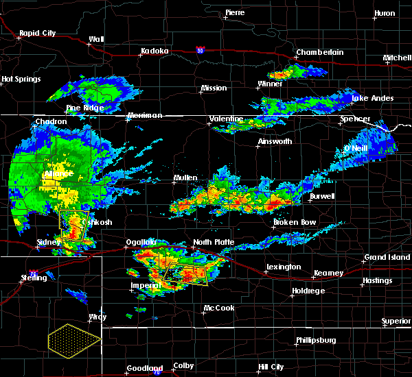 Radar Image for Severe Thunderstorms near Brule, NE at 6/16/2015 9:02 PM MDT