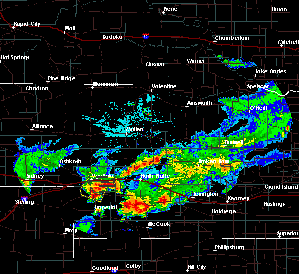 Radar Image for Severe Thunderstorms near Roscoe, NE at 6/16/2015 10:07 PM MDT