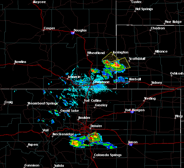 Radar Image for Severe Thunderstorms near Mitchell, NE at 6/17/2015 5:47 PM MDT