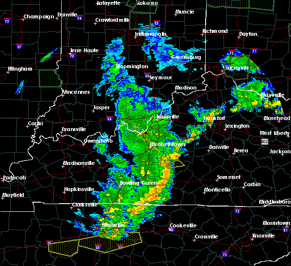 Radar Image for Severe Thunderstorms near Summersville, KY at 6/19/2019 9:02 PM EDT