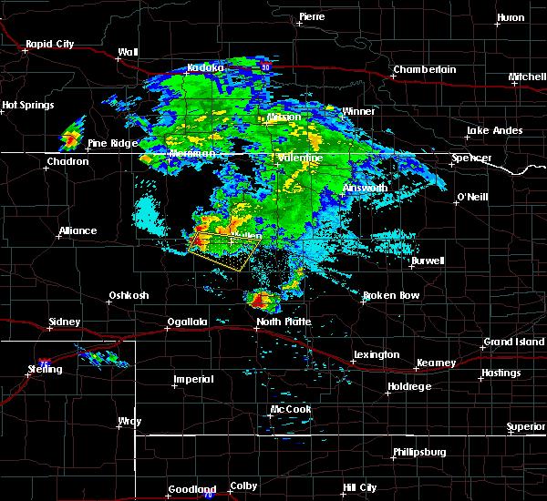 Radar Image for Severe Thunderstorms near Mullen, NE at 6/20/2019 1:03 AM MDT